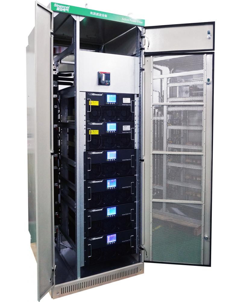 AHF 600A cabinet