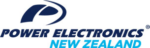 Power Electronics New Zealand logo